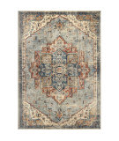 Palmetto Living Alexandria 8902 King Fisher Pale Blue Area Rug