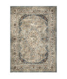 Palmetto Living Alexandria 8909 Kerman Estate Blue Thatch Area Rug