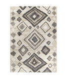 Palmetto Living Casablanca 8424 Tribal 04 Lambswool Area Rug