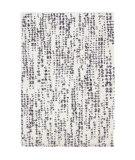 Palmetto Living Cotton Tail JA16 Textured Dots Soft White Area Rug