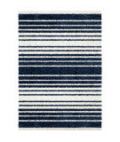 Palmetto Living Cotton Tail JA22 Ombre Stripe Navy Area Rug