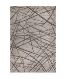 Palmetto Living Illusions 9302 Branches Cloud Gray Area Rug