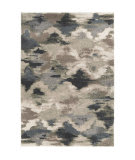 Palmetto Living Mystical 7015 Harlequin Muted Blue Area Rug