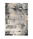 Palmetto Living Nirvana 9204 Awakenings Light Gray Area Rug