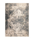Palmetto Living Nirvana 9207 Faded Heirloom Gray Area Rug