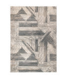 Palmetto Living Nirvana 9209 Atherton Soft White Area Rug