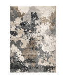 Palmetto Living Nirvana 9212 Chindit Cloud Gray Area Rug