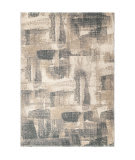 Palmetto Living Nirvana 9213 Angora Gray Area Rug