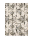 Palmetto Living Riverstone 9015 Maverick Cloud Grey Area Rug