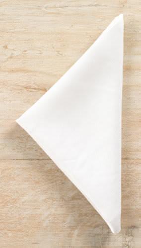 Pine Cone Hill Napkins Linen White