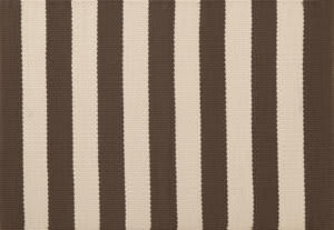 Pine Cone Hill Placemat Trimaran Stripe Charcoal/Ivory