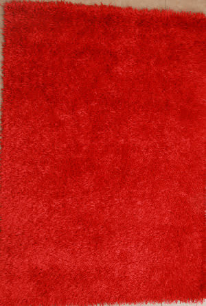 Famous Maker Bravo 112442 Red Area Rug