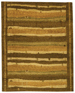 Private Label Oak 148236 Brown Area Rug