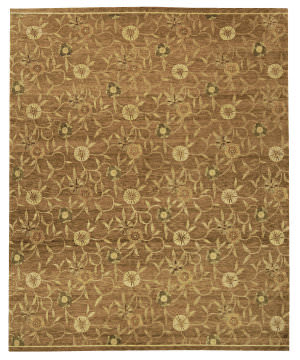 Private Label Oak 148347 Brown Area Rug