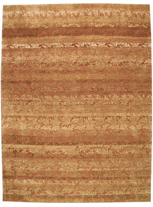 Private Label Oak 148362 Brown Area Rug