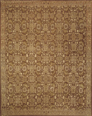 Private Label Oak 148383 Brown Area Rug
