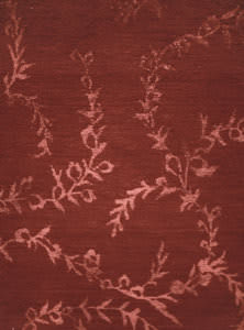 Private Label Oak 148392 Red Area Rug