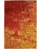 Private Label Oak Red - Orange 4 x 6 Rug