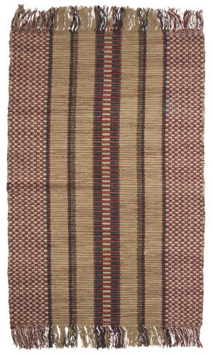 Ragtime Burdette 64483 Red Area Rug