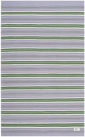 Ralph Lauren Flatweave Lrl2462g Lilac Area Rug