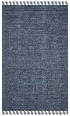 Ralph Lauren Hand Woven Lrl6350a Blue Area Rug