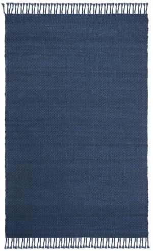 Ralph Lauren Hand Woven Lrl6350f Navy Area Rug