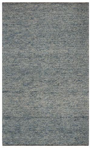 Ralph Lauren Hand Woven Lrl6503a Blue Area Rug