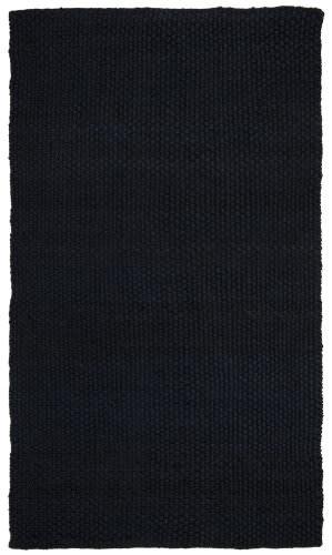 Ralph Lauren Hand Woven Lrl7400a Navy Area Rug