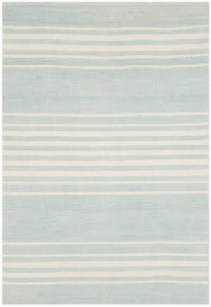 Ralph Lauren Bluff Point Stripe Rlr2869a Sky Area Rug
