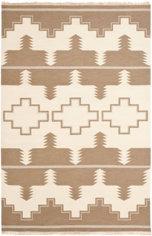 Ralph Lauren Plains Creek Rlr5851b Masa - Natural Area Rug