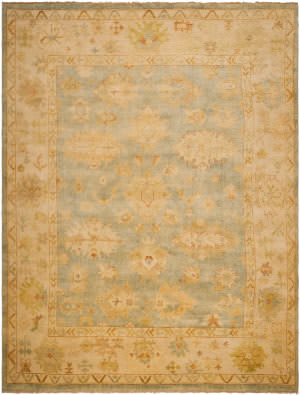 Ralph Lauren Langford RLR6845C Riverwashed Area Rug