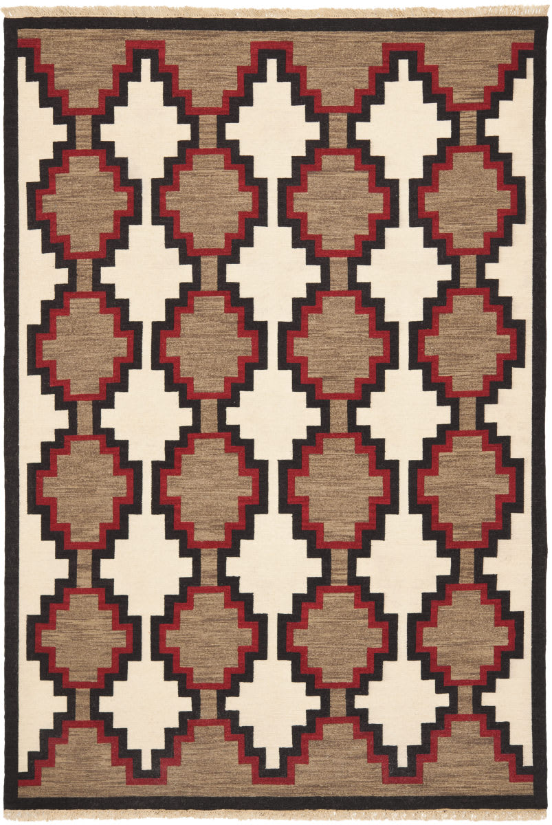 Ralph Lauren Great Plains Rlr5852b Red Rock Rug Studio