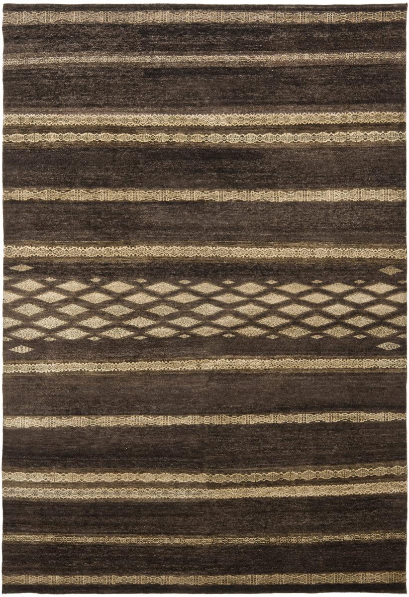 Ralph Lauren Nairobi Stripe Rlr7731a Safari Brown Rug Studio
