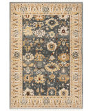 Ralph Lauren Power Loomed Lrl1213h Charcoal - Beige Area Rug