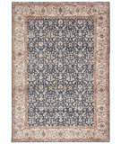 Ralph Lauren Power Loomed Lrl1345n Navy - Beige Area Rug