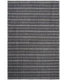 Ralph Lauren Miles Stripe LRL6400A Charcoal Area Rug