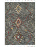 Ralph Lauren Hand Knotted Lrl7544a Denim Area Rug