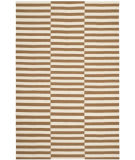 Ralph Lauren River Reed Stripe RLR2221D Adobe Area Rug