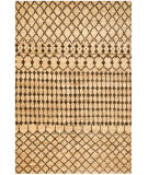 Ralph Lauren Rhodes Brown RLR5114A White/Off White/Cream/Ivory Area Rug