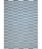Ralph Lauren Cameron Stripe RLR5315D Indigo Surf Area Rug