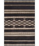 Ralph Lauren Nairobi Stripe RLR7731A Safari Brown Area Rug