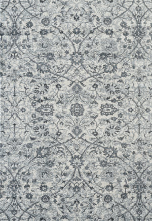 Ramerian Aleah 2400-ALX Light Blue Area Rug