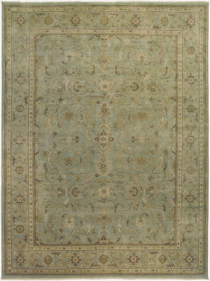 Ramerian Ana 300-ANA Light Green Area Rug