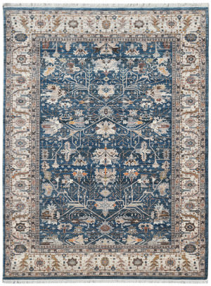 Ramerian Arcadia ARC-5 Dark Blue Area Rug