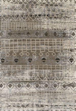 Ramerian Carissa 1900-CAR Walnut Area Rug