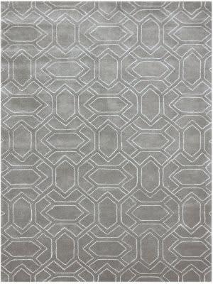 Ramerian Ciana 2900-CIT Cement Gray Area Rug