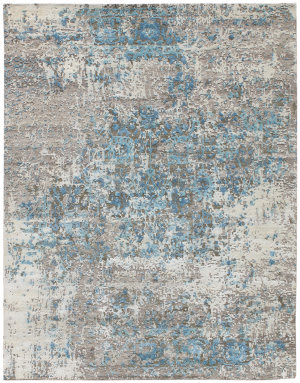 Ramerian Essence Ess-2 Blue Area Rug