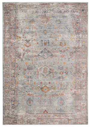 Ramerian Fairmont FAI-5 Red Area Rug
