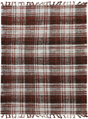 Ramerian Hampton HMP-4 Red Area Rug