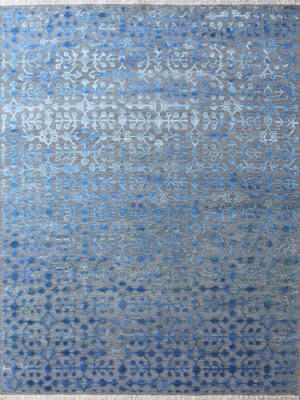 Ramerian Joy 200-JOY Blue Area Rug